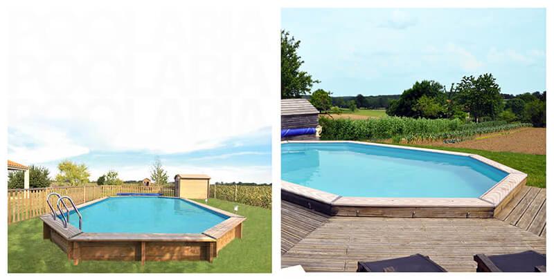 Piscina madeira gre ovalada sevilla outlet piscinas portugal - Piscinas cubiertas sevilla ...